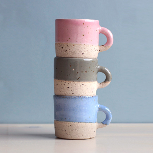 Blue Speckle Ceramics
