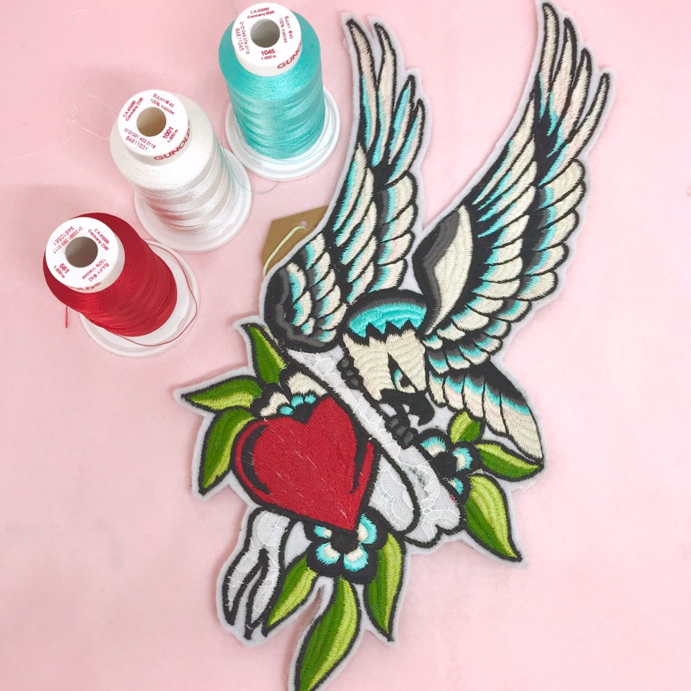 Knembroidery