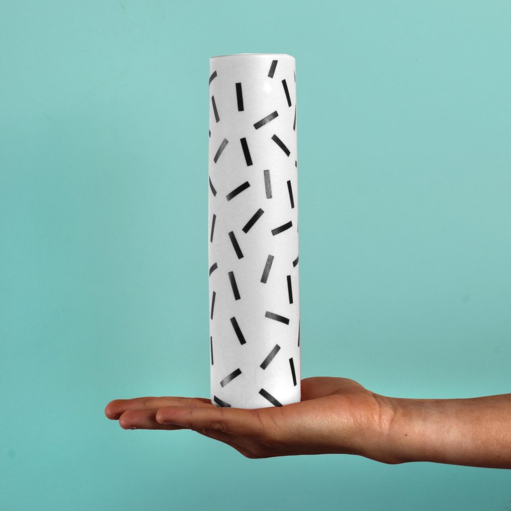 Speckle Vase by Jack Laverick