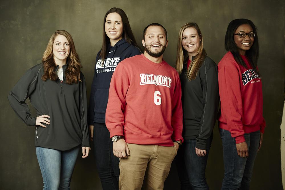belmont student athletes