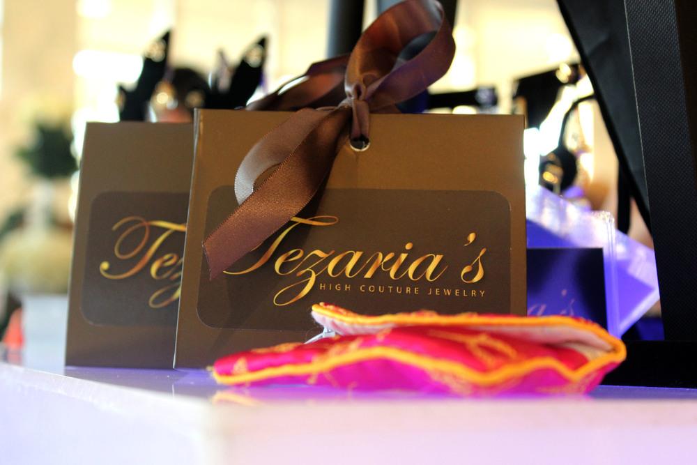 Tezari's High Couture Jewelry