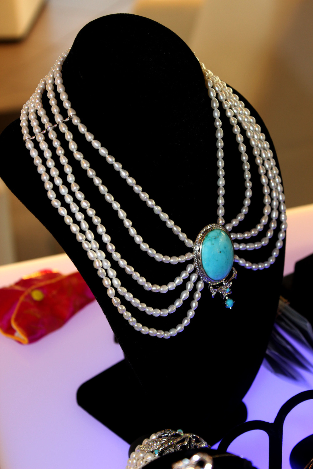 Terzari's High Couture Jewelry - Fall 2013 Collection