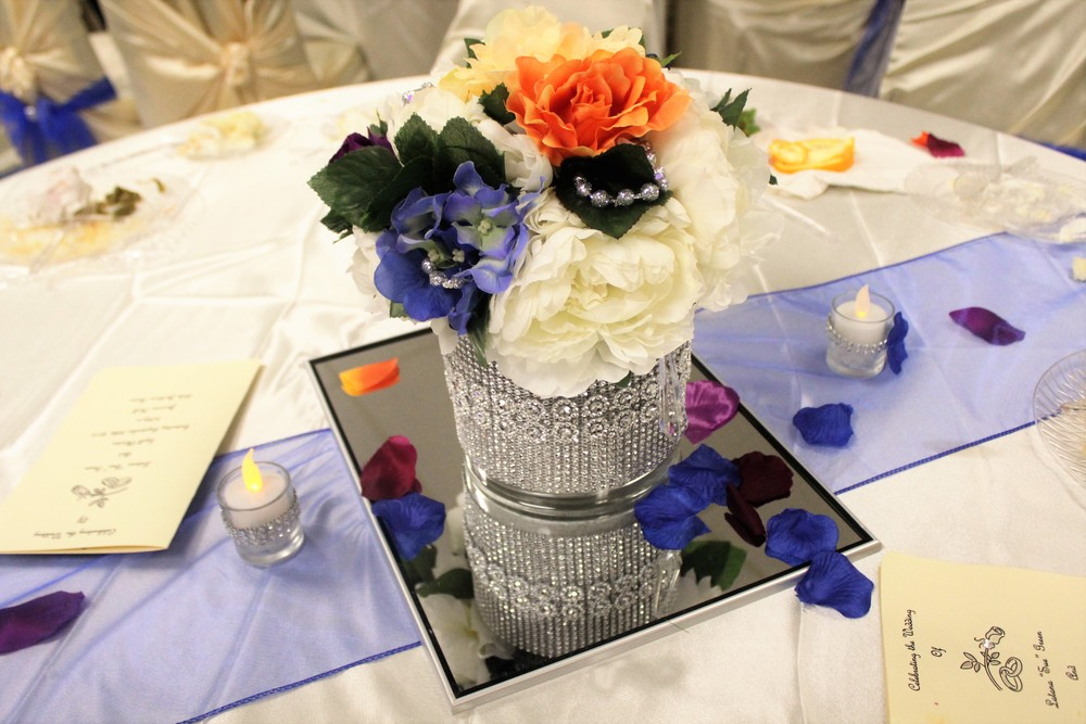 The Mintons Guest Table Scape