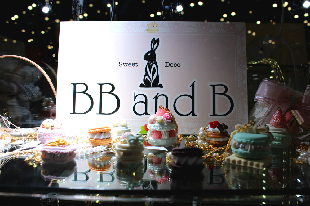 BB and B Deco & Sweets