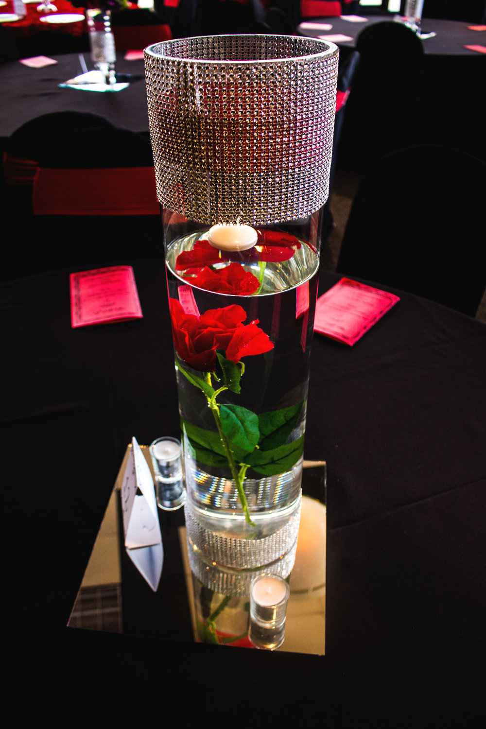 The Waddys Guest Table Scape