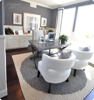 Inspire Me Monday Office Makeover NC Wedding Planner K