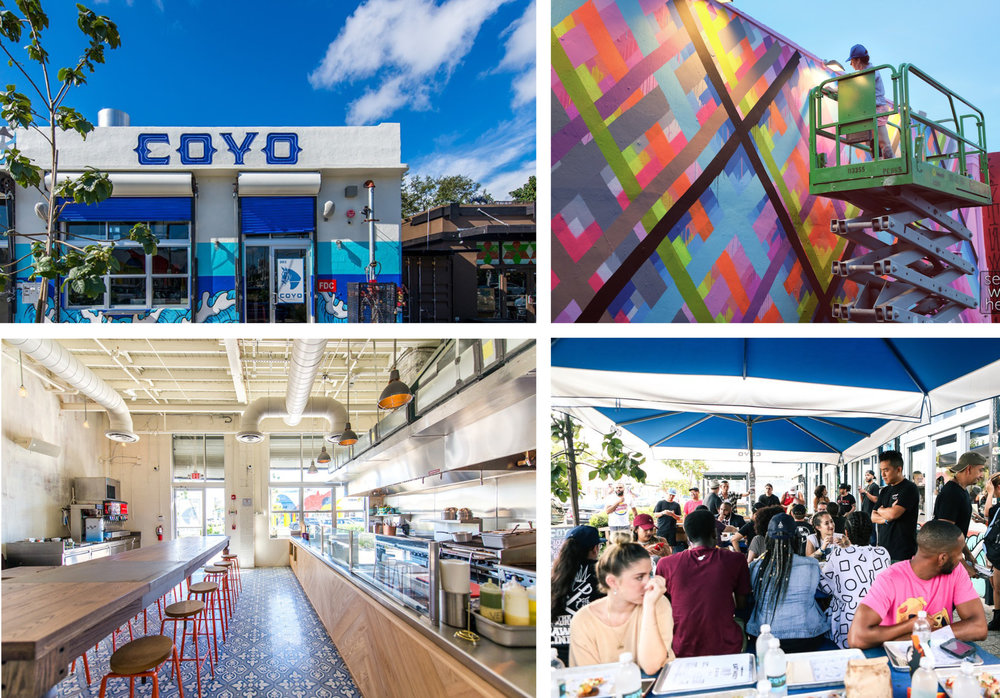 Coyo Taco, BRANDING, DESIGN, Miami, Wynwood, LOVE AND WAR