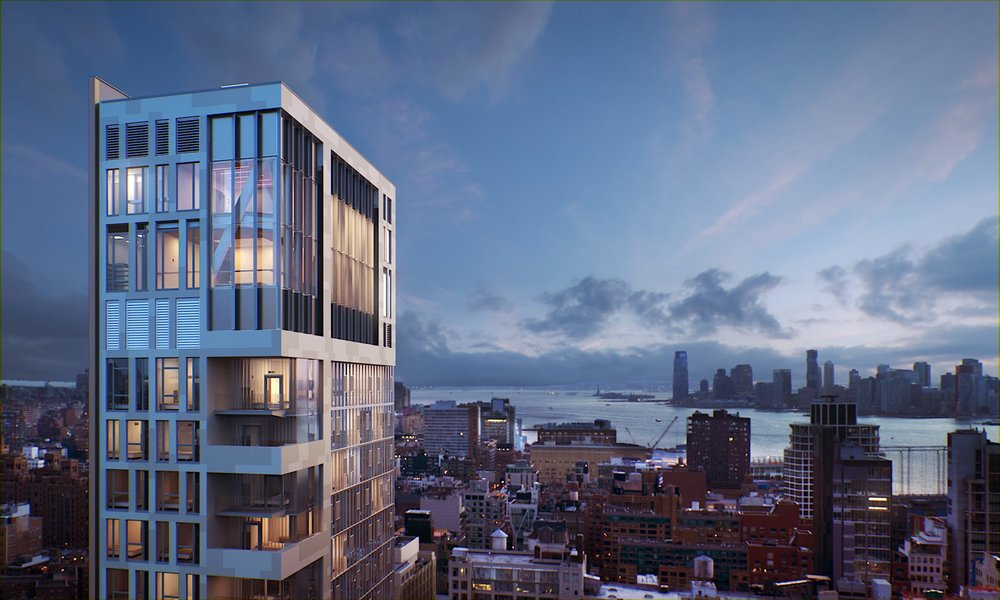 in development   Hudson Yards Hotel