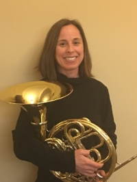 Lisa Smith, French horn