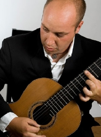 Dr. Ben Johnson, guitar