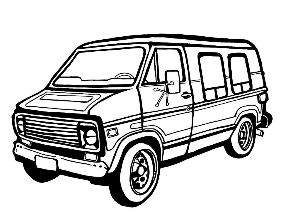 Aerostar Conversion Van