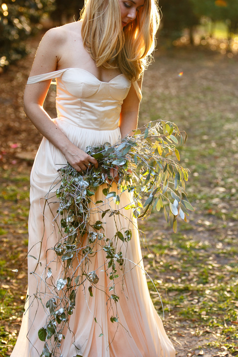 sunny-bride-eucalyptus-jillian-fellers-gown-mead-gardens-outside.jpeg