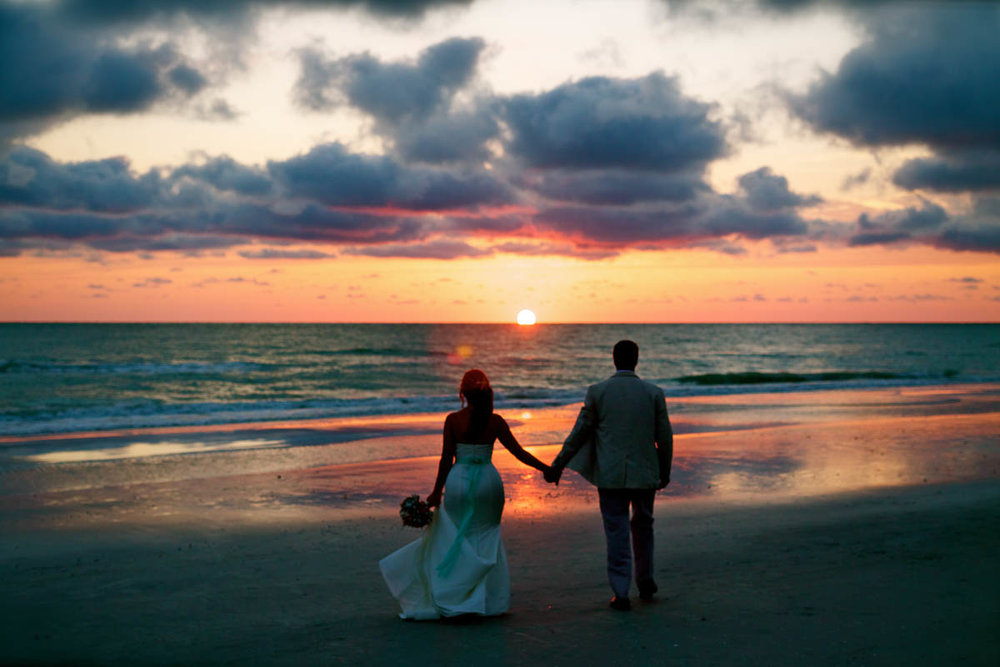 Post wedding ceremony  tampa, florida  grace with fire photography