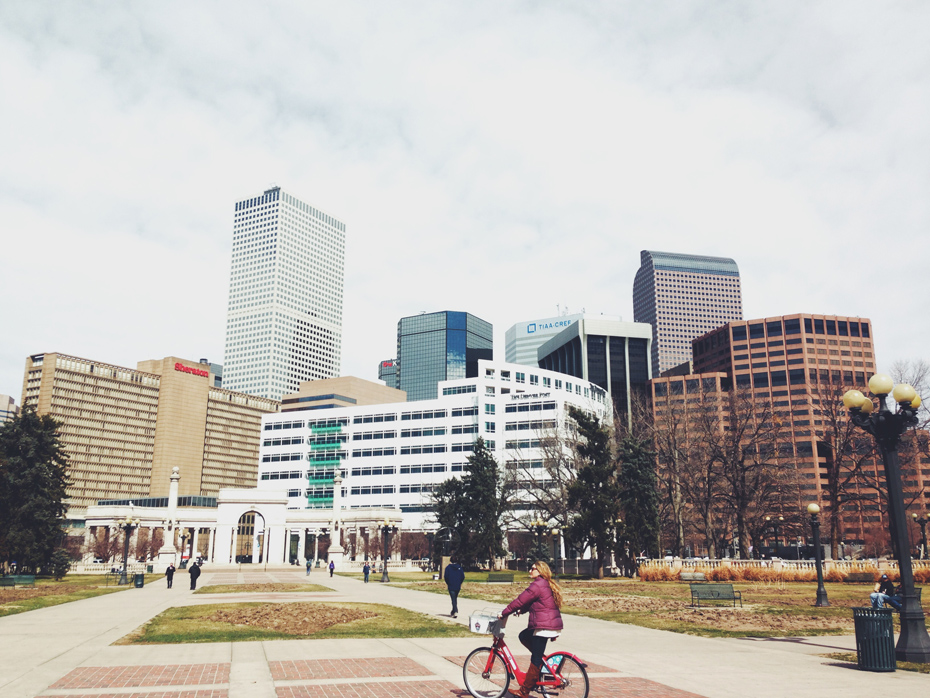 BikingInDenver
