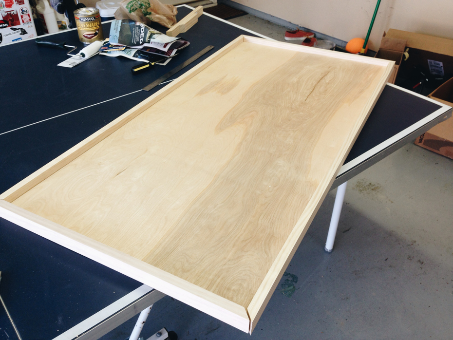 Wood pre-stain