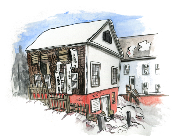 Click through to read a little piece I did for the Creative Portland blog about the Abyssinian Meeting House, the third-oldest African American meeting house in America.