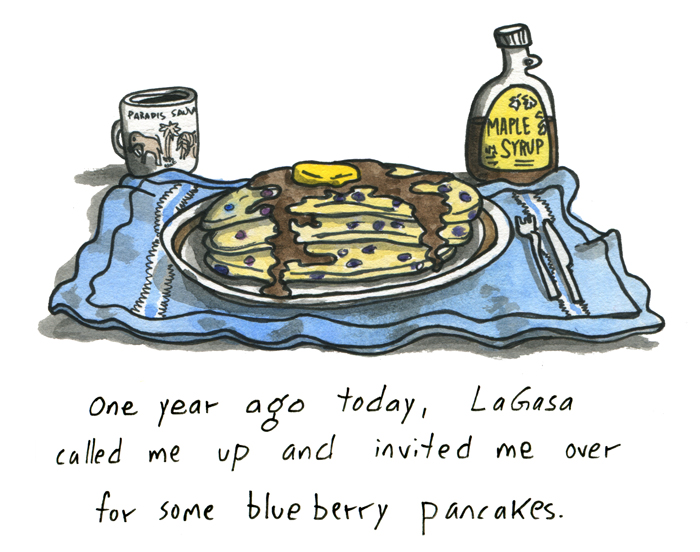 Unexpected Consequences (or: A Year of Pancakes)