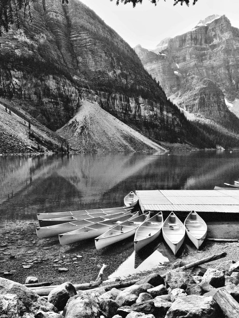 Lake Moraine, Banff National Park, Alberta, Canada   Purchase