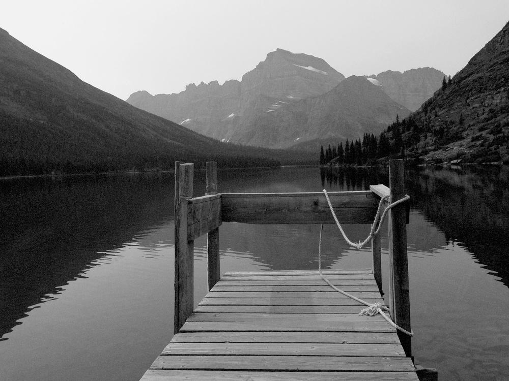 Josephine Lake, Glacier National Park, Montana   Purchase