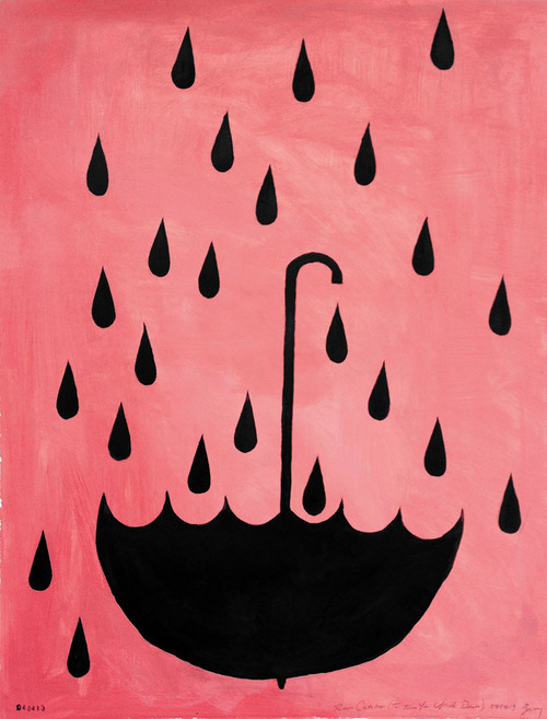 rain catcher (to turn you upside down)