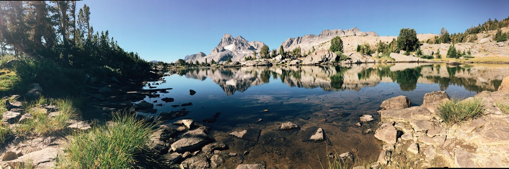 Island Pass, Ansel Adams Wilderness