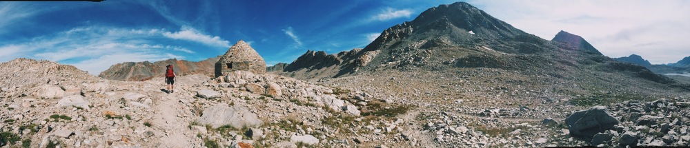 Muir Pass, Kings Canyon National Park