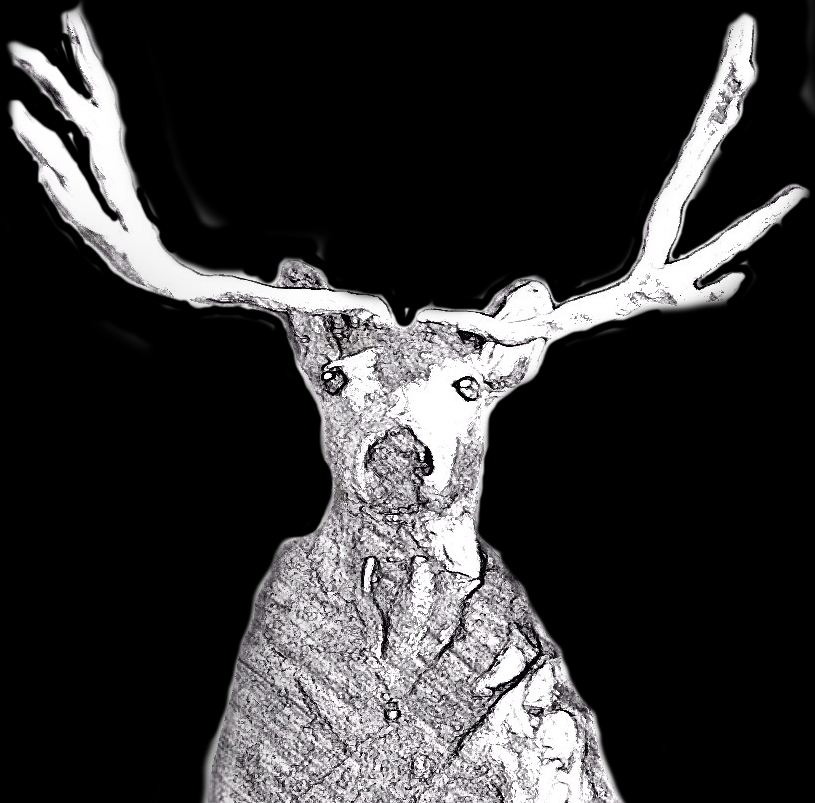 """Dear Antler by Jedediah Cornelius Antler  The advice and musings of the swankiest eight-point buck you'll ever meet.  """"THE BUCK STOPS HERE."""""""