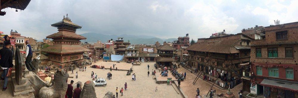 Bhaktapur's Durbar Square, Kathmandu Valley