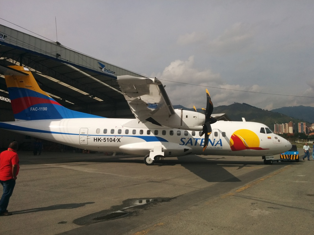 ATR 42. External Liveries