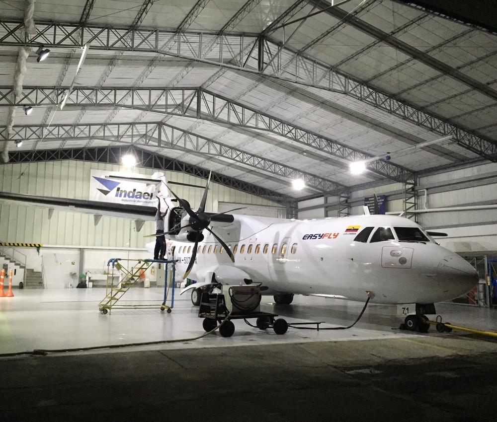 ATR FAA certified MRO