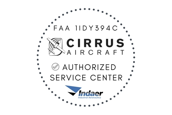 INDAERAuthorized Cirrus ServiceCenter for SR22 series  - Read here the complete news!http://www.indaer.aero/indaer-approved-as-a-pilatus-and-cirrus-service-center