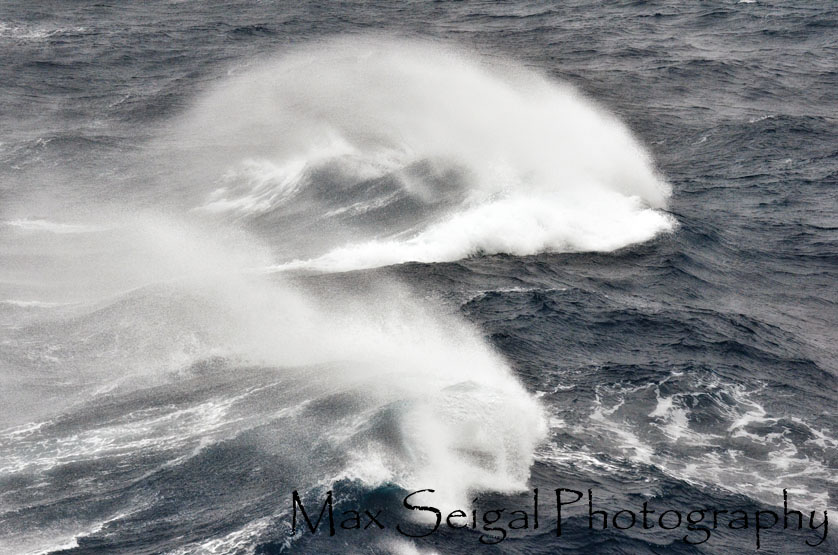 Wind and waves - epic!