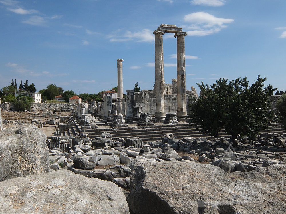 Some ruins in Turkey