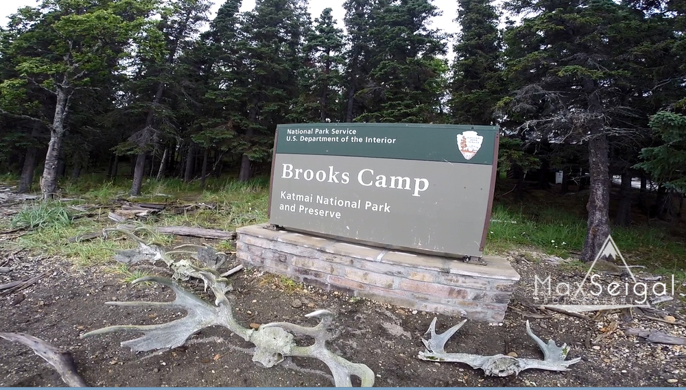Brooks Camp, Katmai National Park