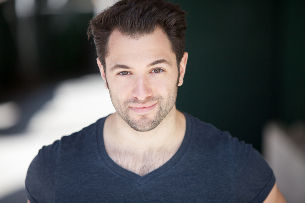 From a recent shoot with Nick, fresh off a tour of A Chorus Line