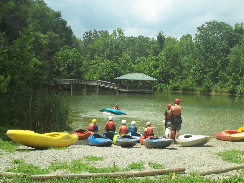 Kayak Class in Action.JPG