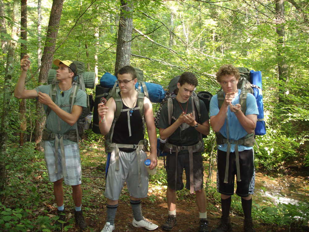 LTP's Using Their Compasses.jpg