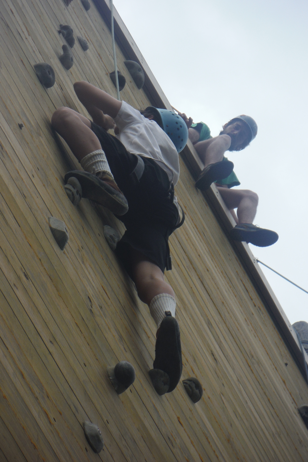 climb wall and instructor.JPG