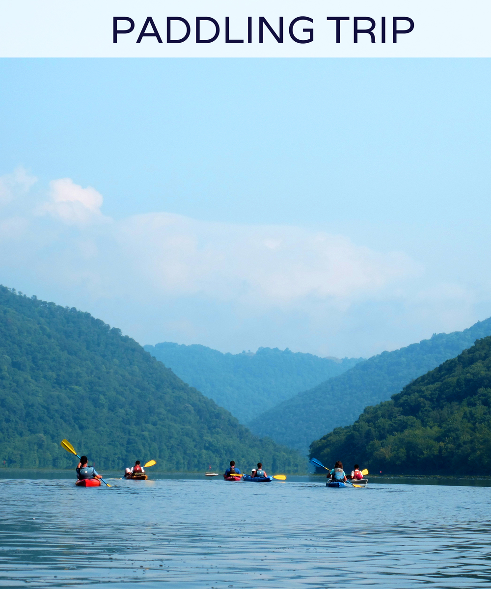 Paddling Trip August 9th - 15th 1 week Ages 14-17