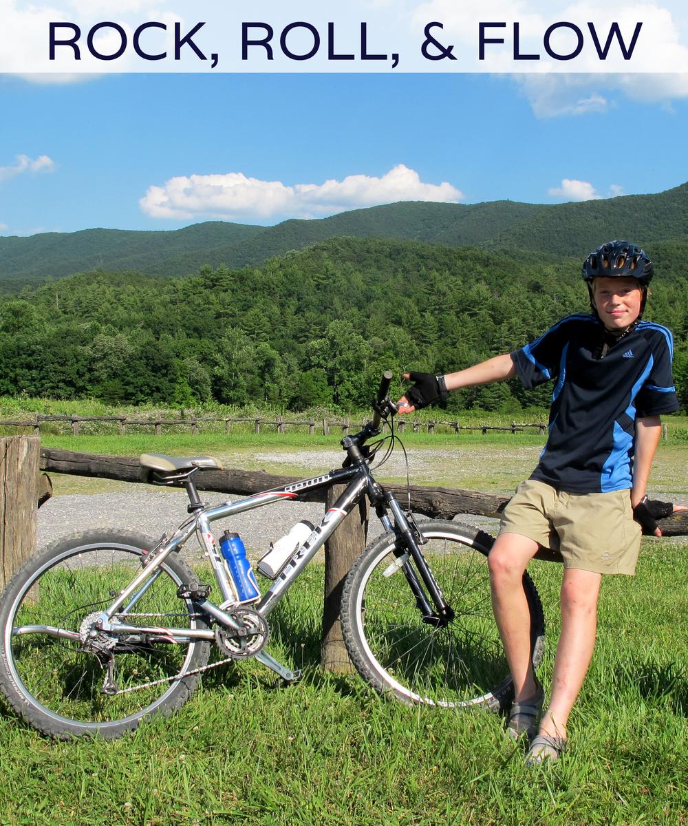 Rock Climbing, Mountain Biking, & Water Trip June 28th - July 11th 2 weeks Ages 14-17