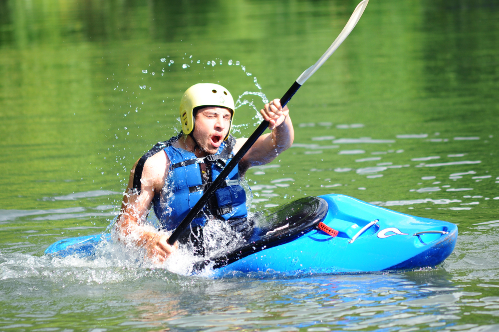 Kayaking Pond Class