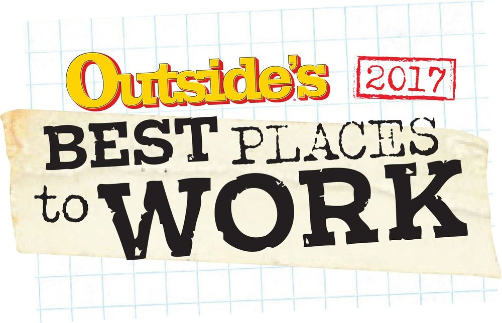 "Wilderness Adventure at Eagle Landing has been selected as one of Outside Magazine's ""Best Places to Work"" since 2010!"