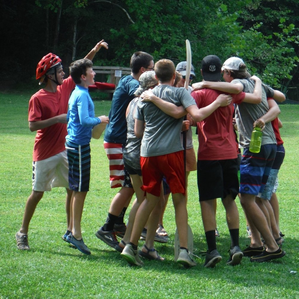 Bonding & Building Teams -