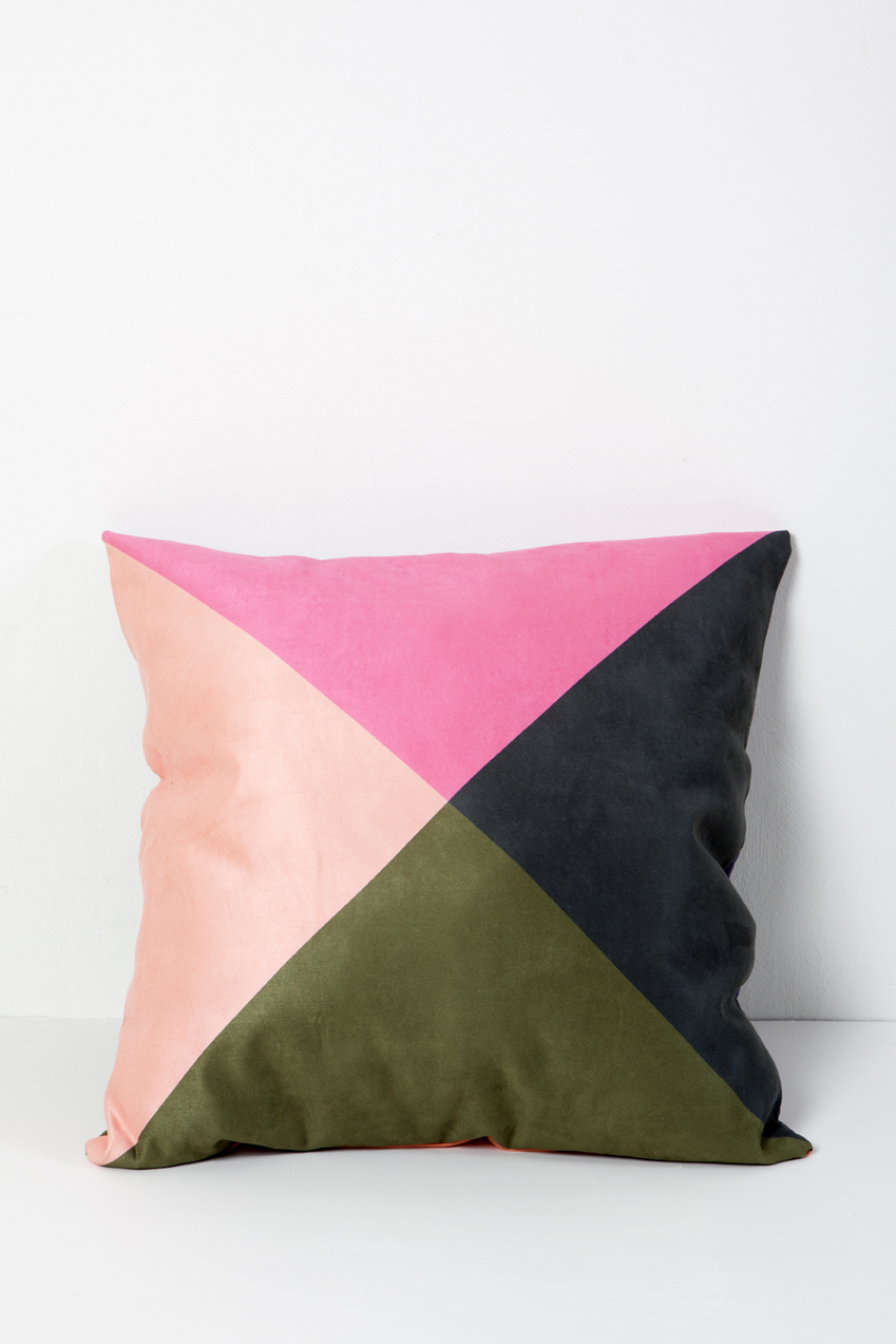 Rutor, on fabric `Faux suede`available at Spoonflower