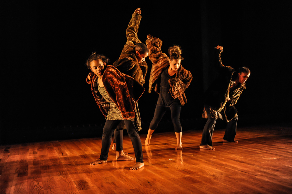 "ABD Ensemble in ""Forgiveness Project: Part One,"" ABD Productions, Photo by Anton Martynov"