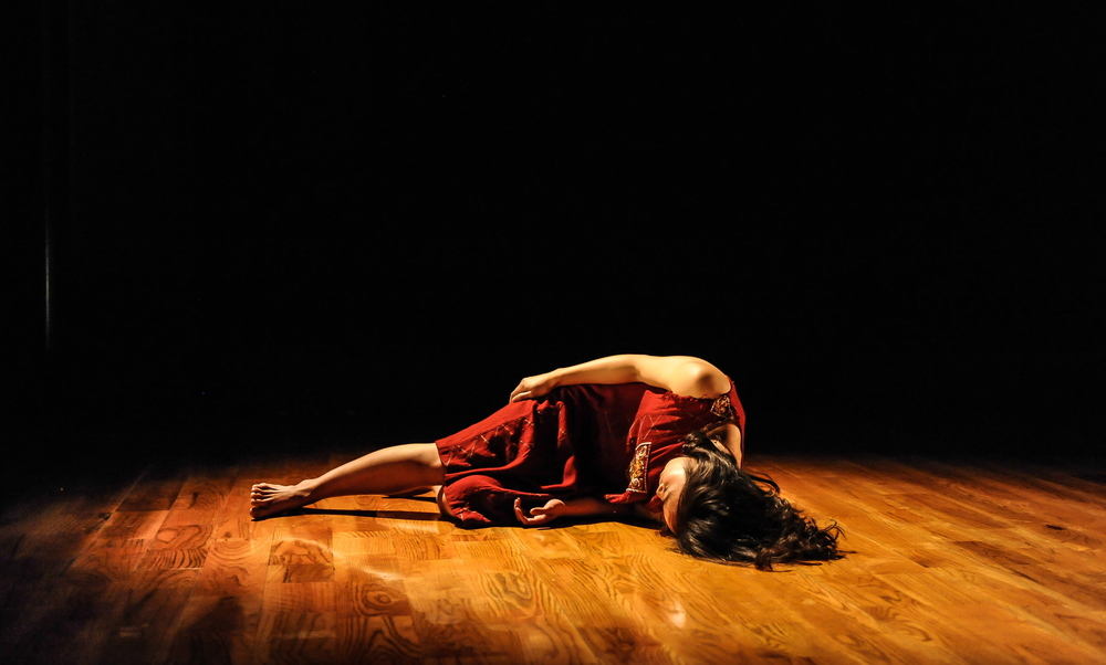 "Chinchin Hsu in ""Forgiveness Project: Part One,"" ABD Productions, Photo by Anton Martynov"