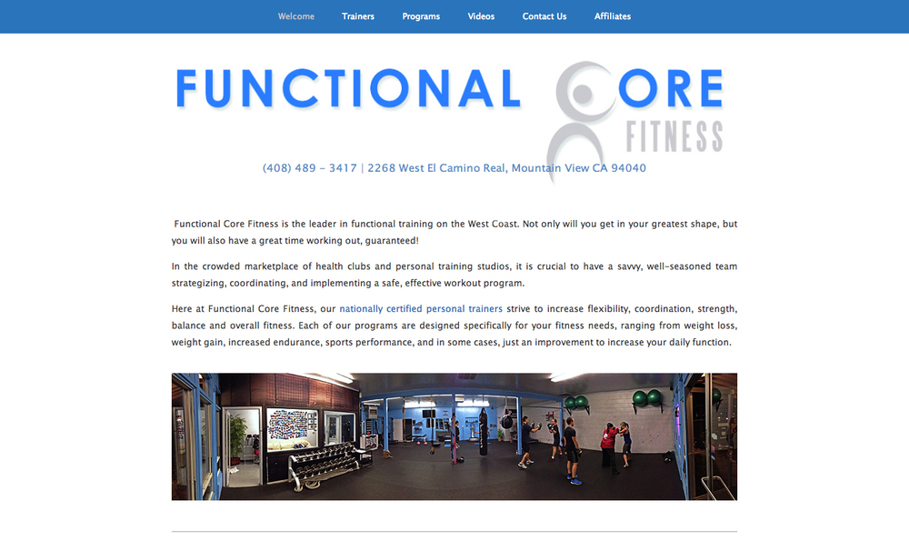Functional Core Fitness