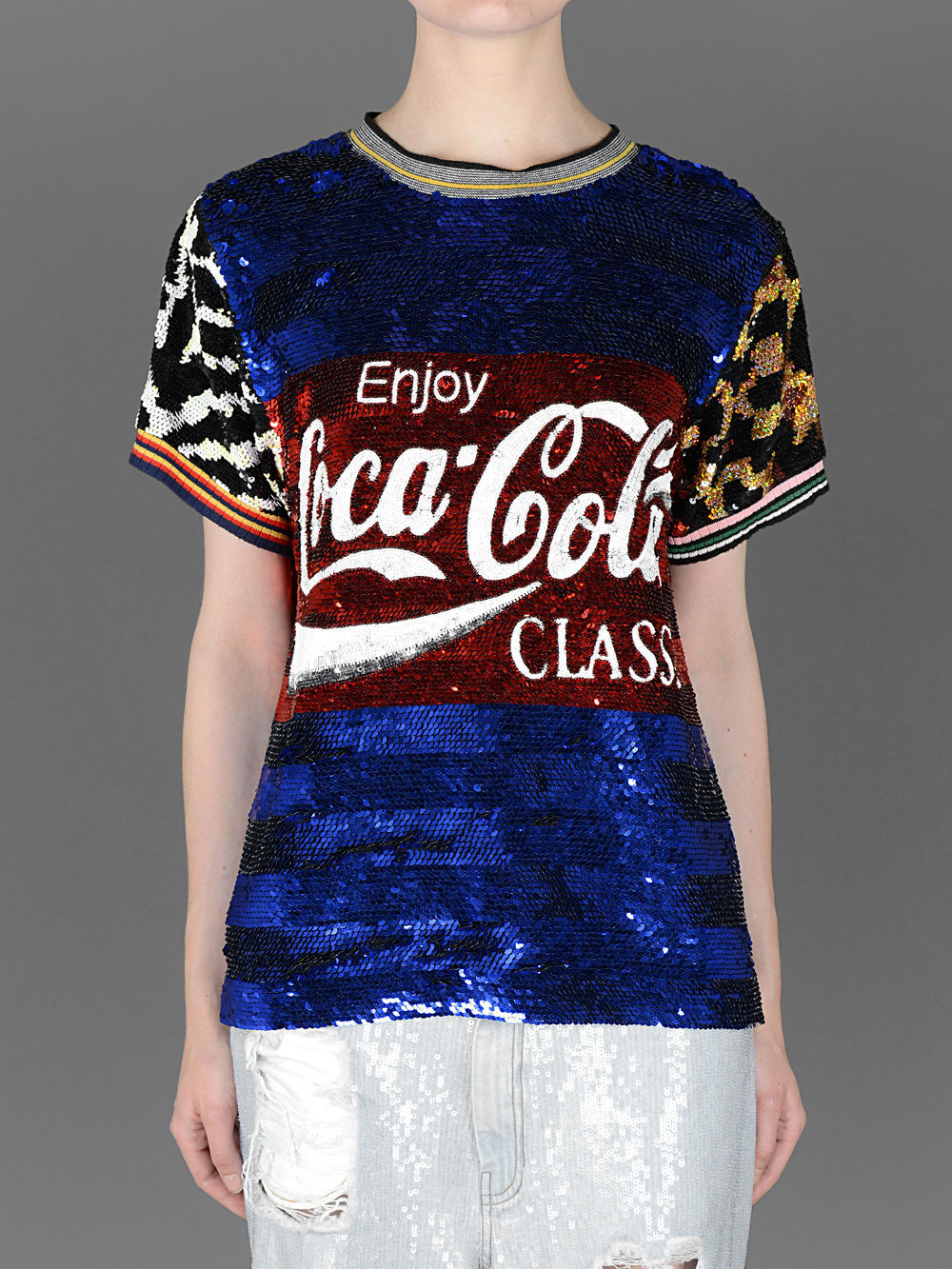 ASHISH SEQUIN COCA-COLA TOP                                                                                                              PRICE € 908     You can get it here >> ASHISH << Click