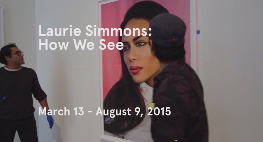 laurie simmons how we see