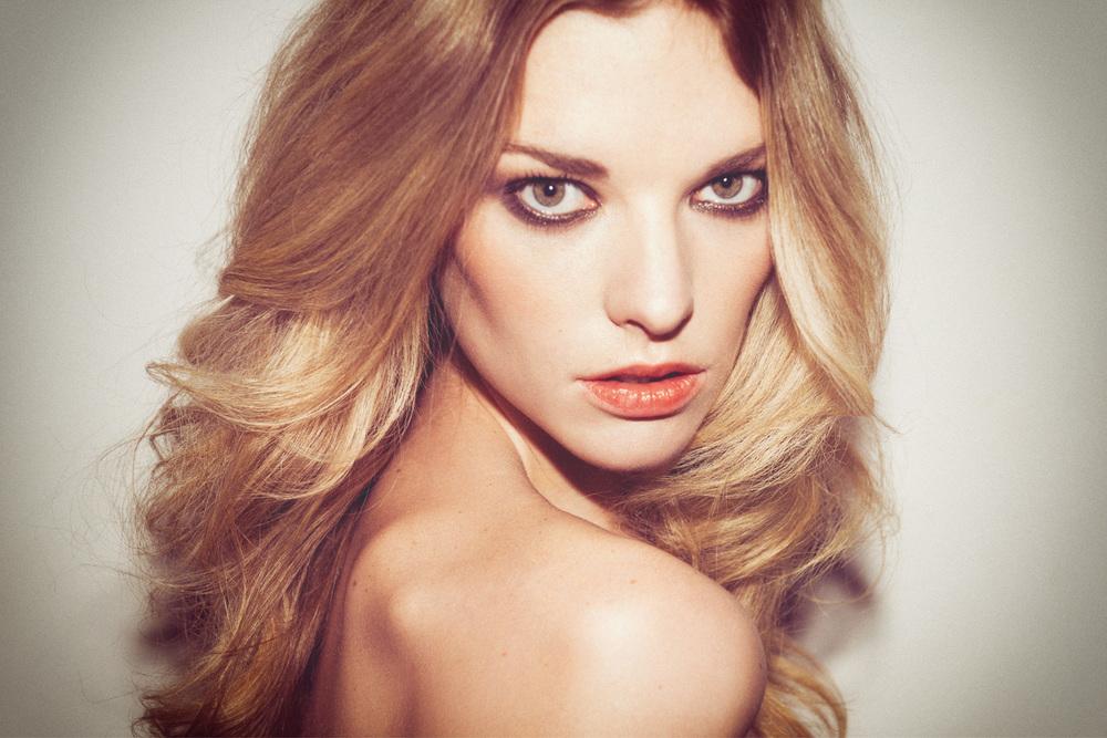 Beauty Photography - Studio